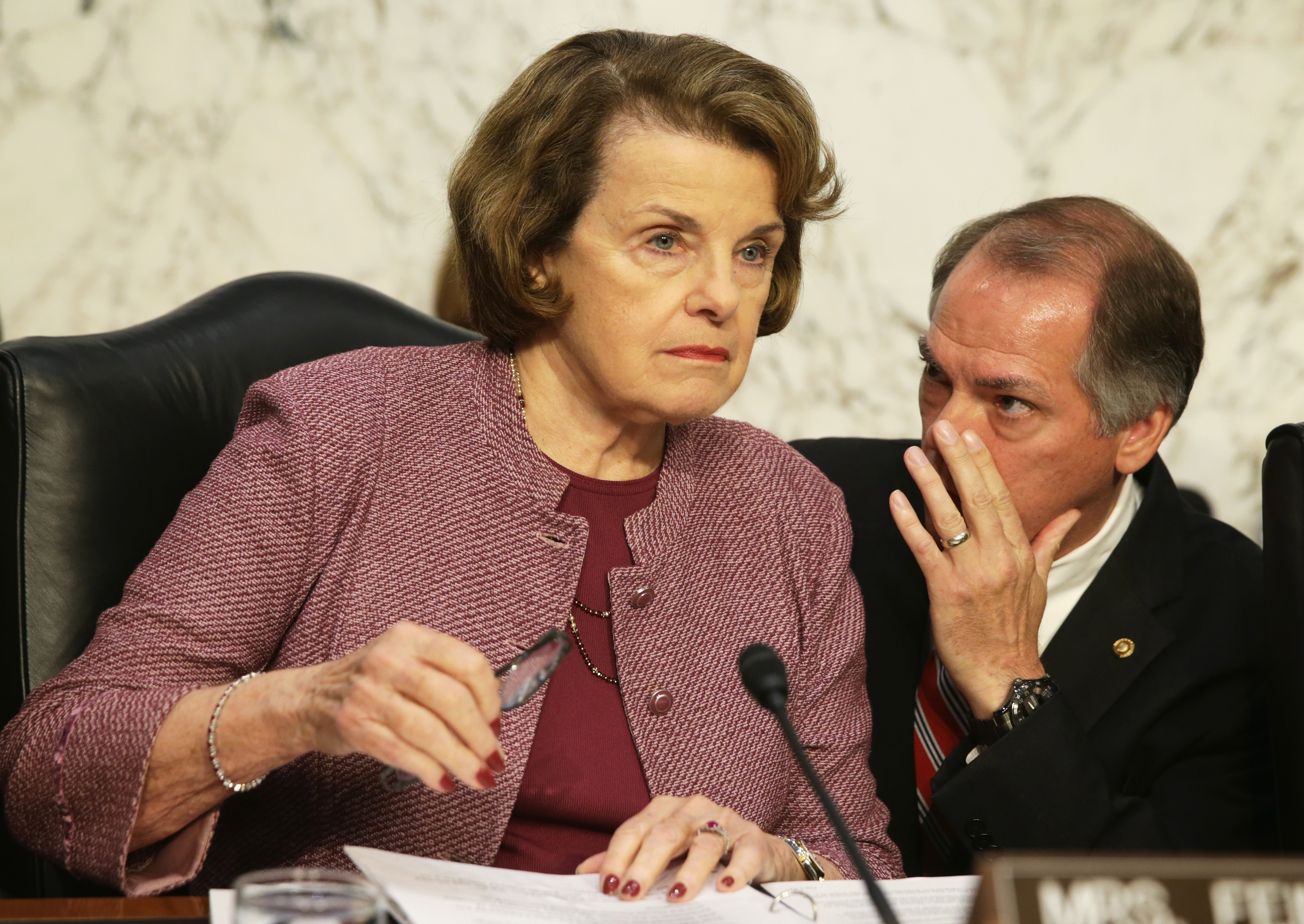 dianne feinstein views and policies