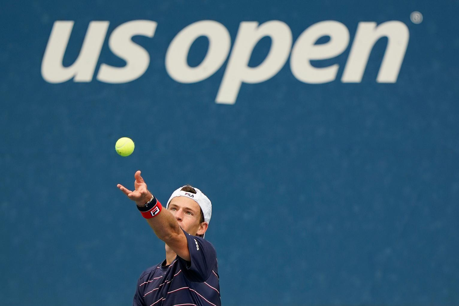 The Latest No 9 Seed Schwartzman Falls At Us Open Sports News Us News