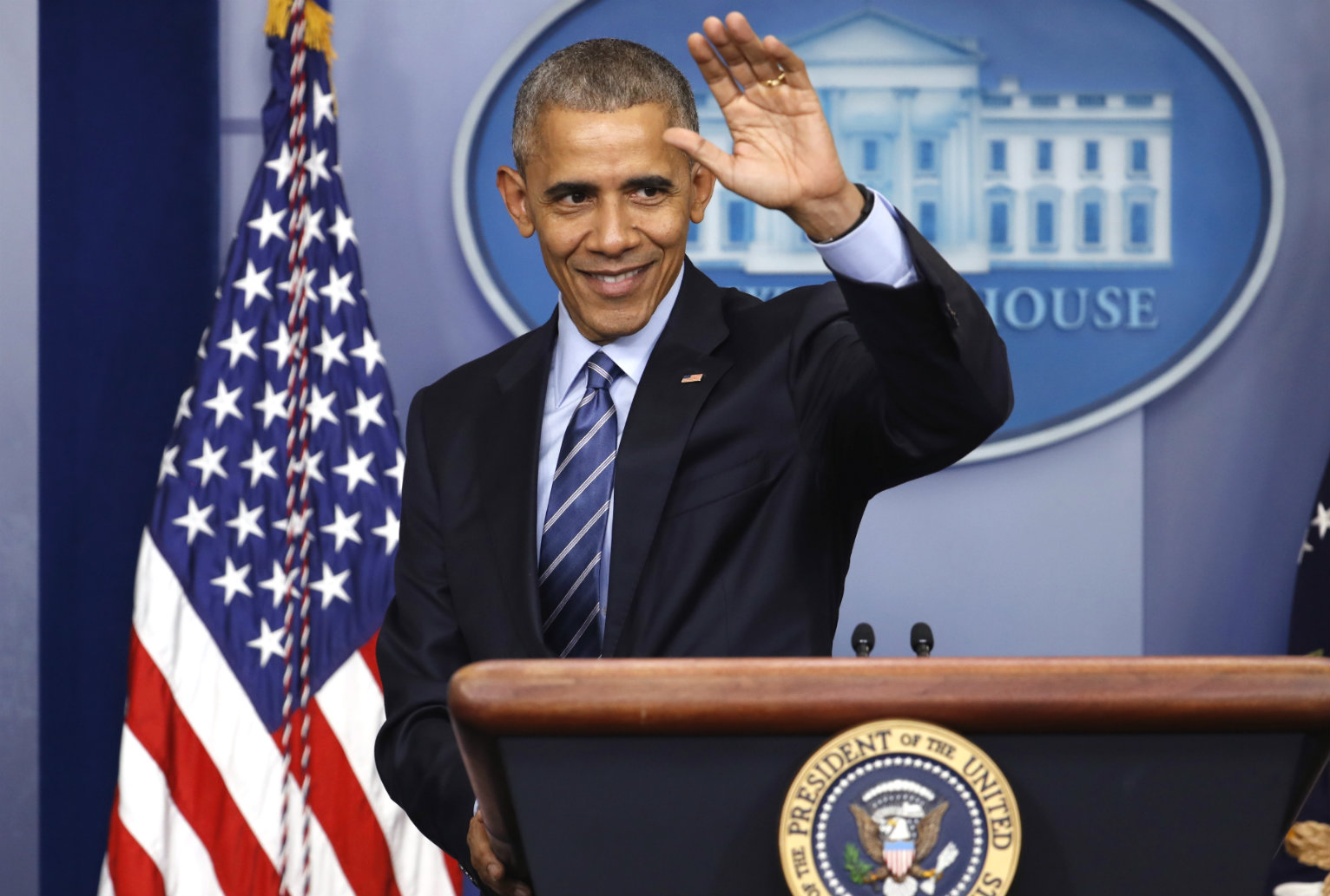 Highlights of Obama's NPR interview: Russia, Trump, race ...  |Obama Jpg Unconvinced