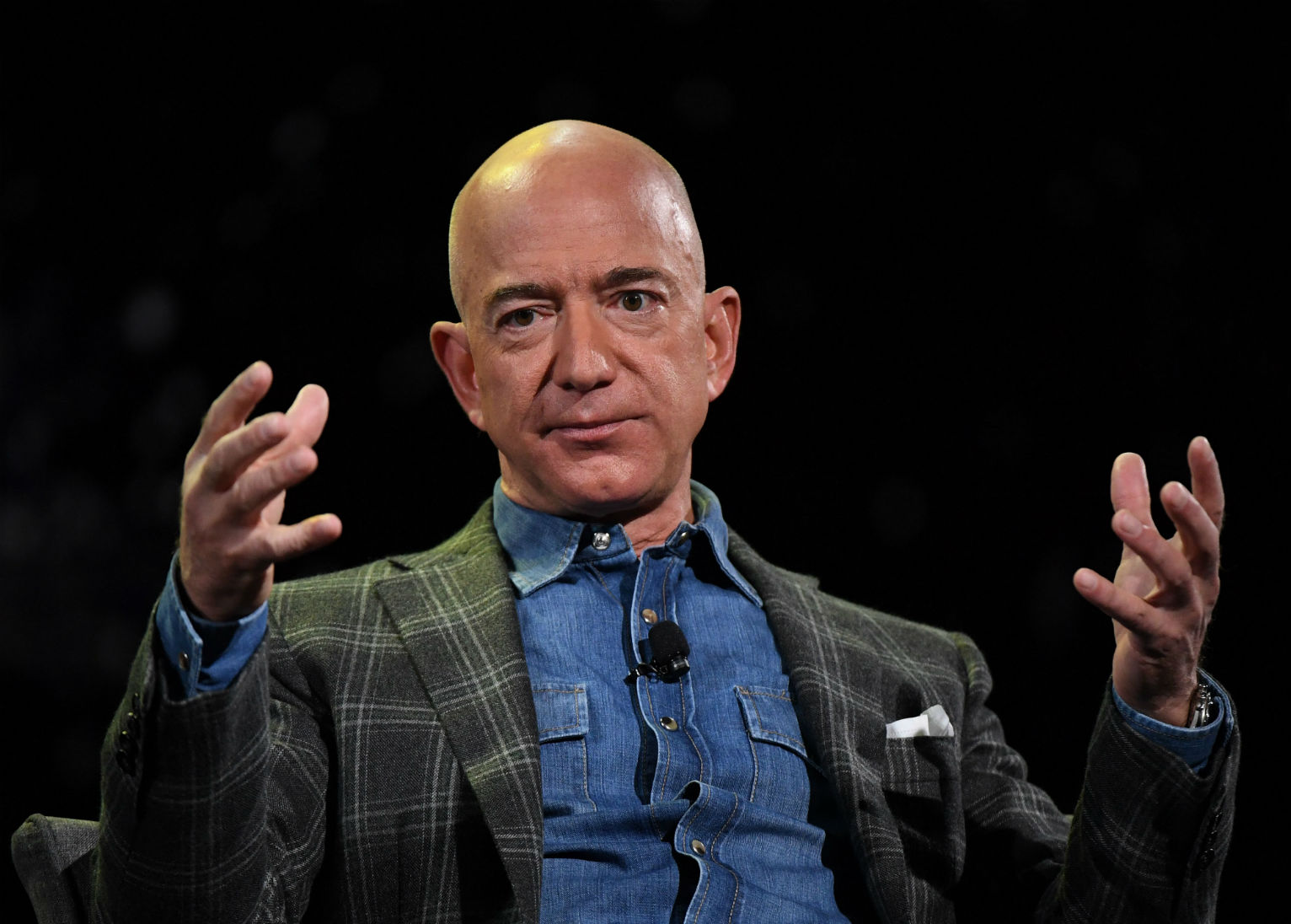 Amazon's Jeff Bezos No Longer Richest Person in the World | National News |  US News