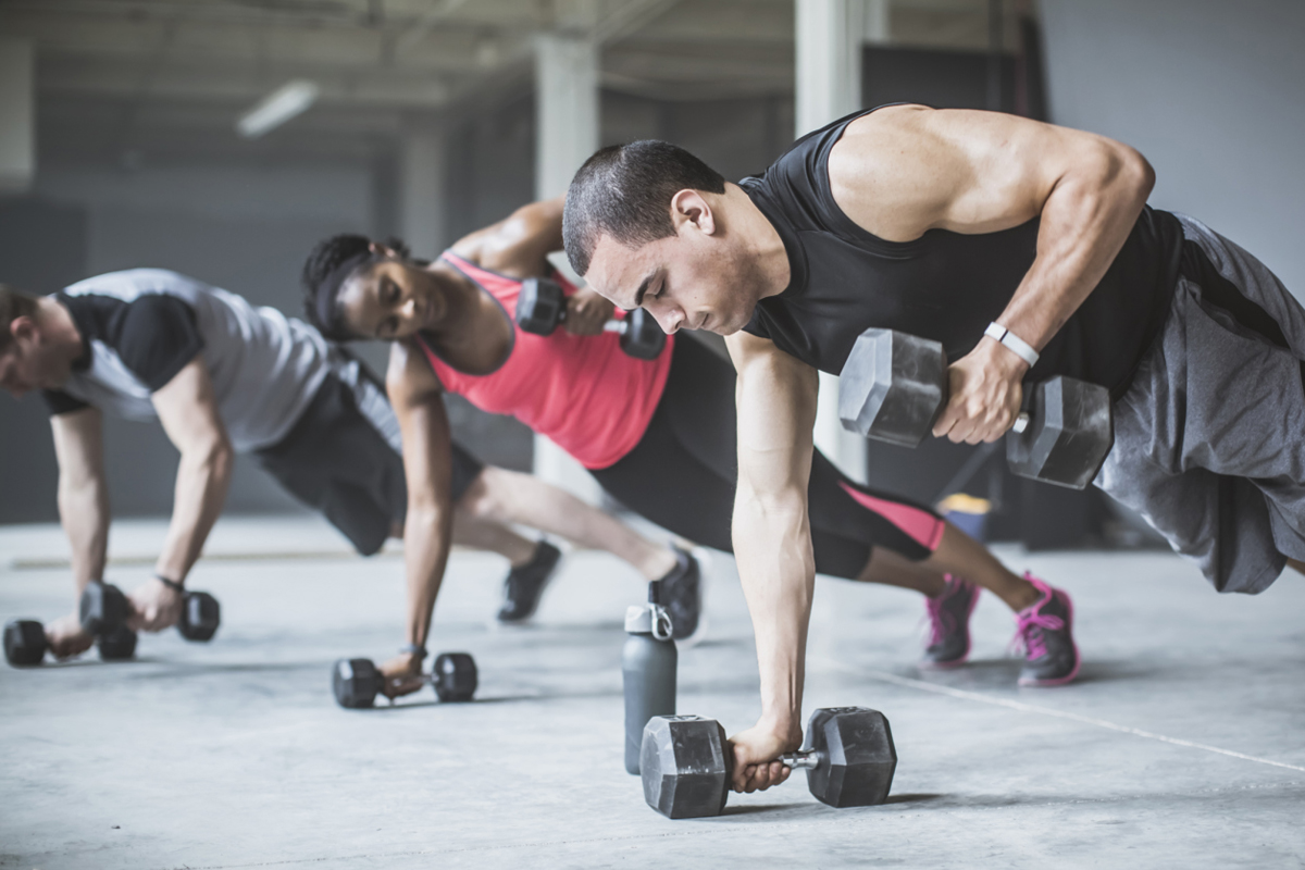 What S The Best Exercise For Building Muscle Eat Run