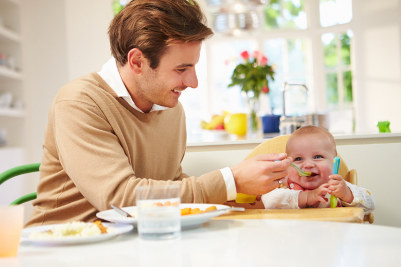 How To Feed Table Food To Baby
