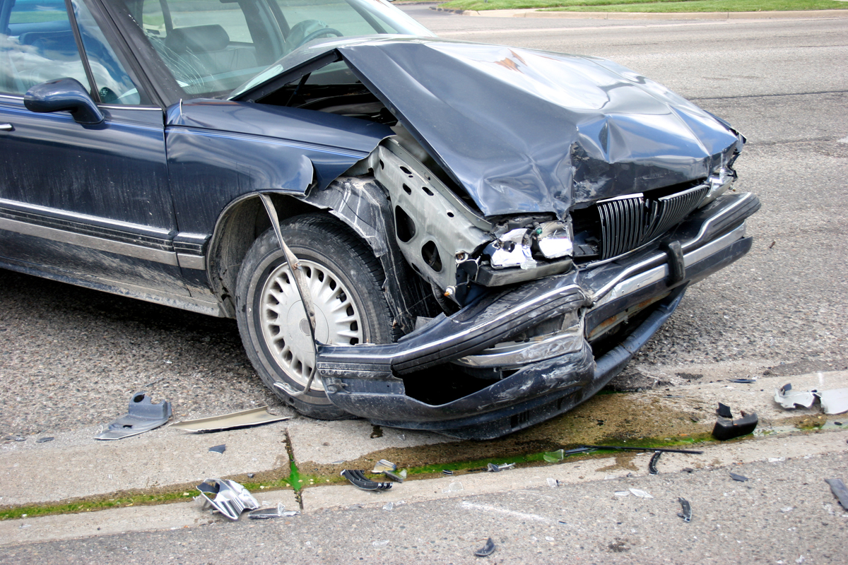 What's The Value Of Your Totaled Car?