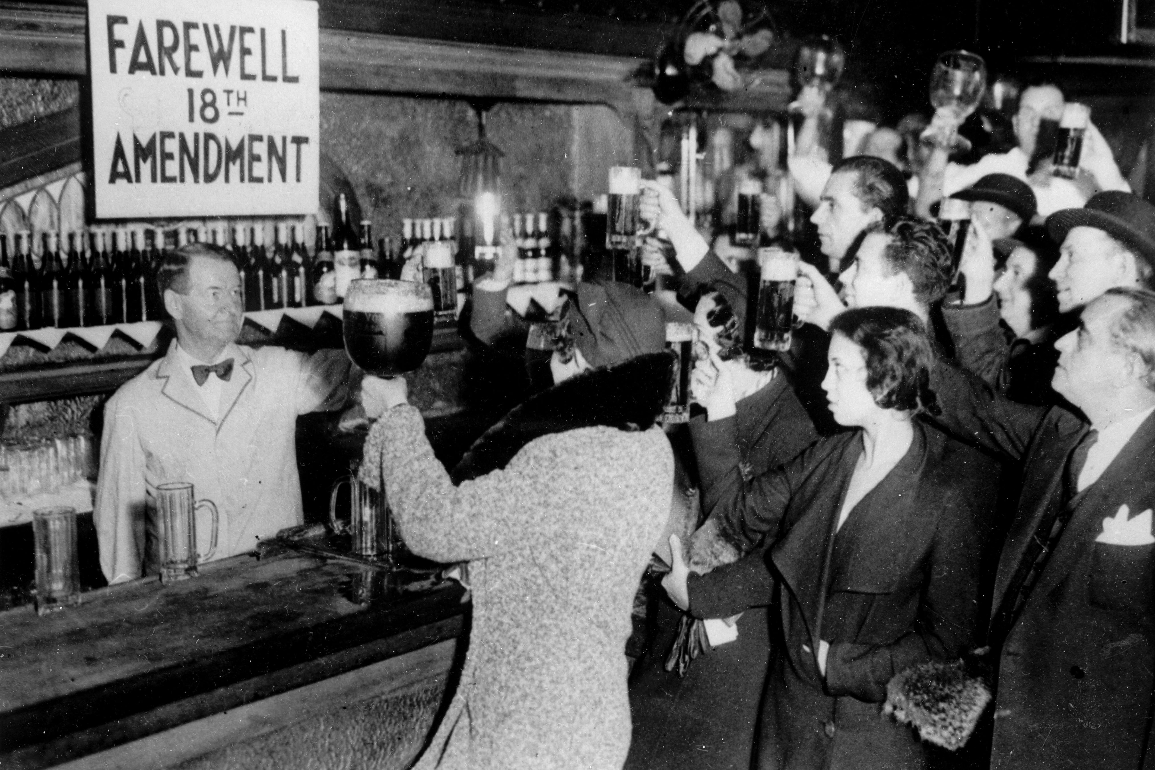 End of Prohibition Gave States a New Job: Regulating Liquor | Best States |  US News