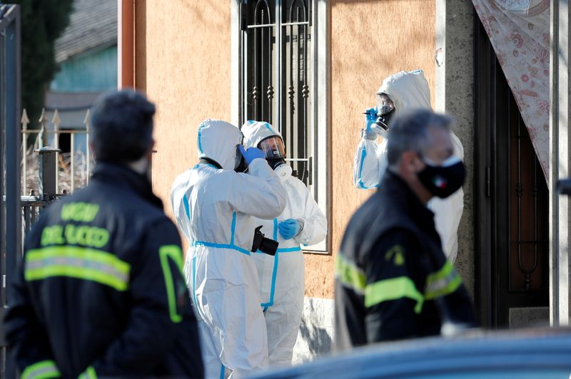 At Least Five People Dead at Nursing Home in Italy After Suspected Gas Leak