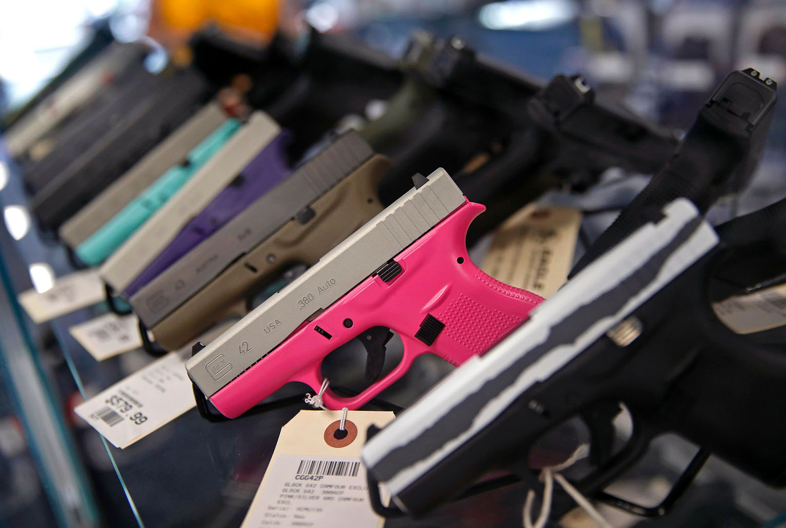 Poll: One Third Of Americans See Gun Violence As Crisis