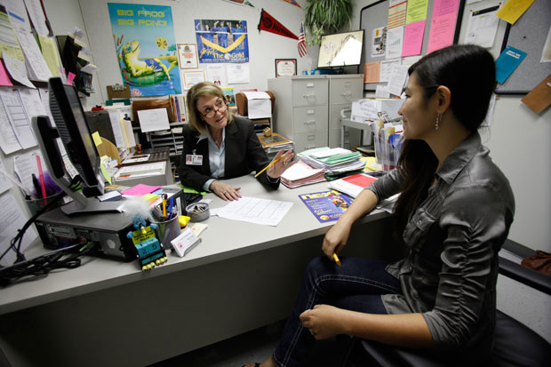 Lack Of Funds Leave School Counselors Struggling To Find