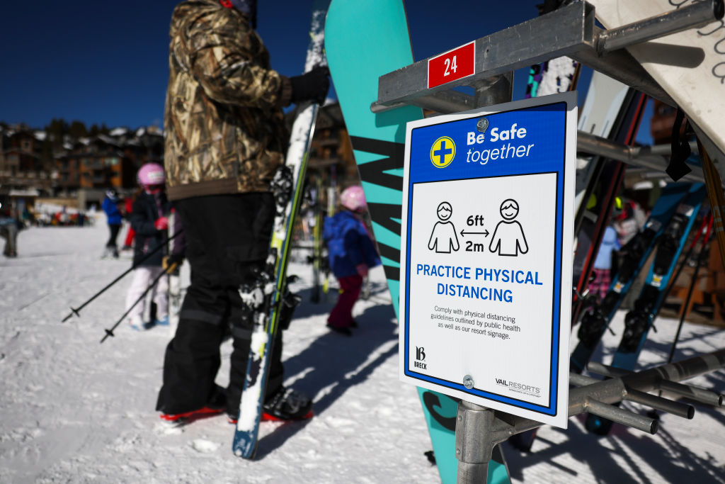 Colorado Ski Areas Opening As Pandemic S Third Wave Threatens To Scuttle Season Best States Us News