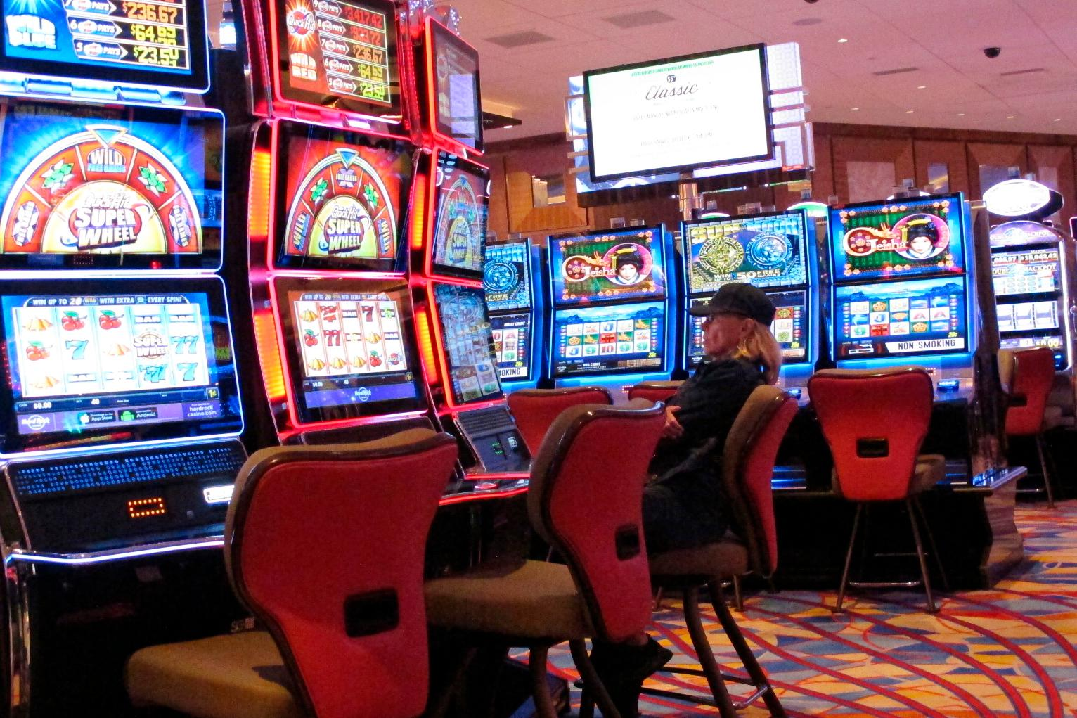 Masks, Separated Slots, More Cleaning Once Casinos Reopen | U.S. News® | US  News