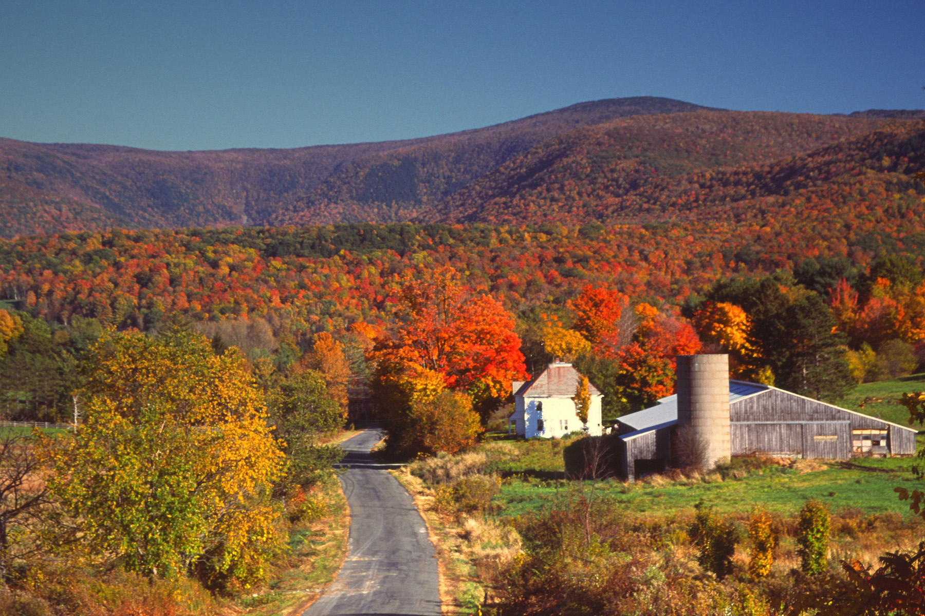 America's Top 7 Scenic Fall Road Trips Under $500