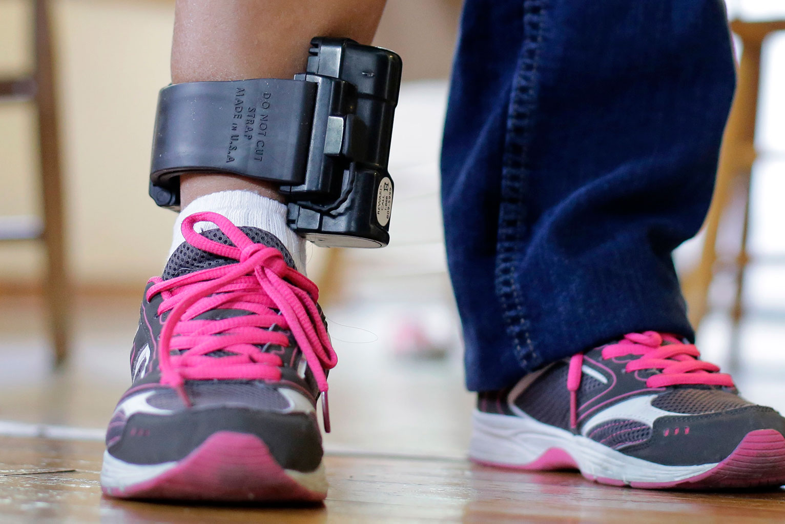 Gps Tracking Devices For Cars >> Use of Ankle Monitors Surges, but Effectiveness an Open Question | Data Mine | US News