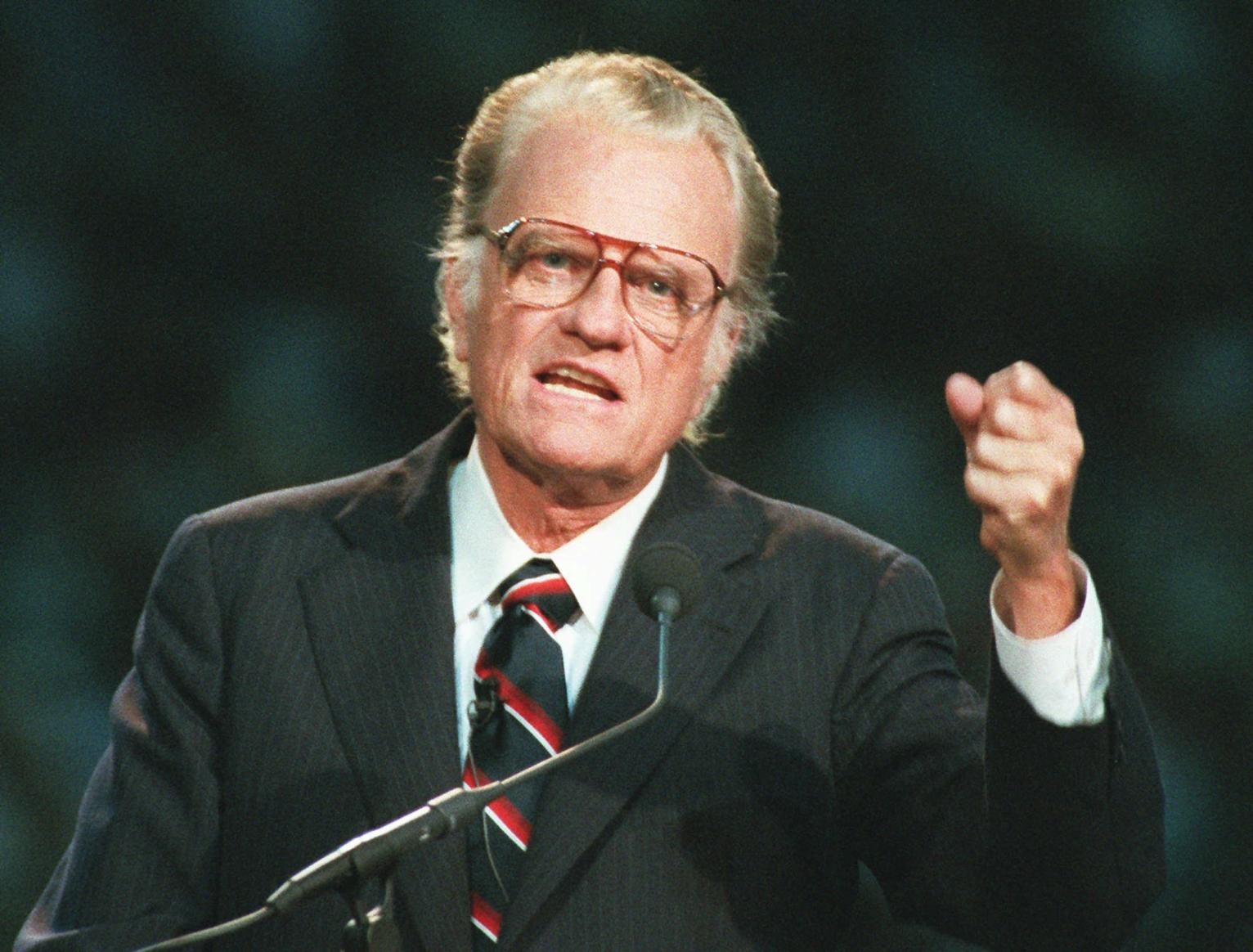 Don't Forget Billy Graham's Anti-Semitic Turn With Richard ...