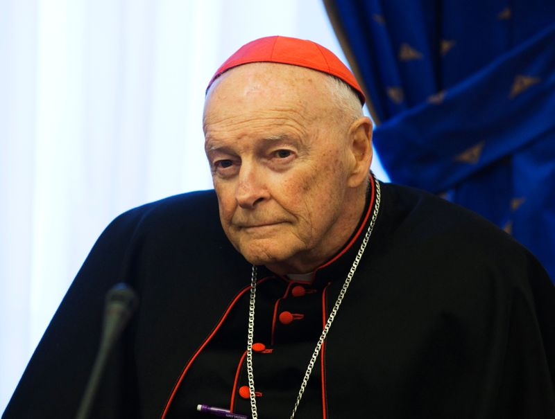 U.S. Roman Catholic Leaders Call for Greater Transparency and Vetting After McCarrick Sex Abuse Scandal