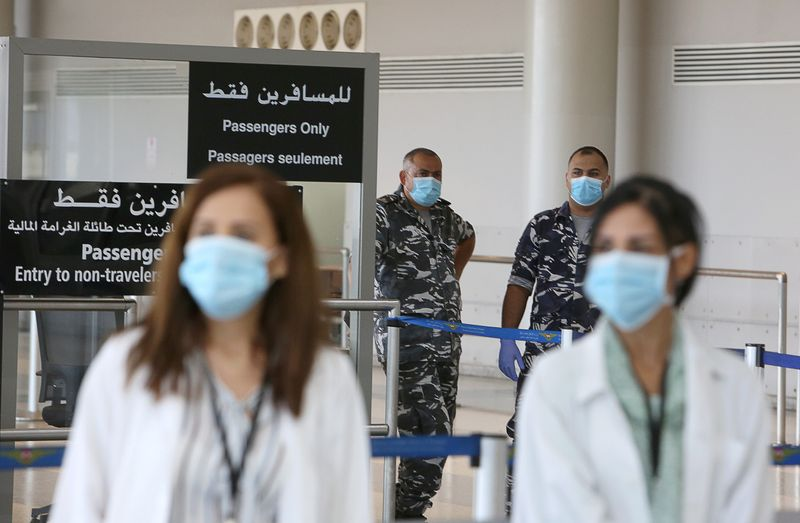 Lebanon's Overwhelmed Hospitals Turn Away Coronavirus Patients Amid Record Daily Cases