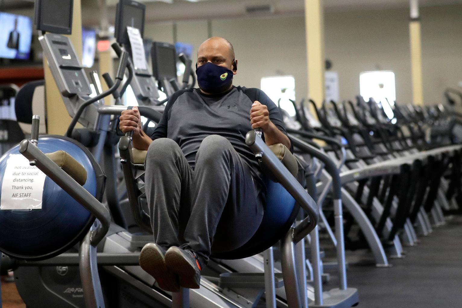 Gyms Movie Theaters Allowed To Reopen But Some Don T Massachusetts News Us News