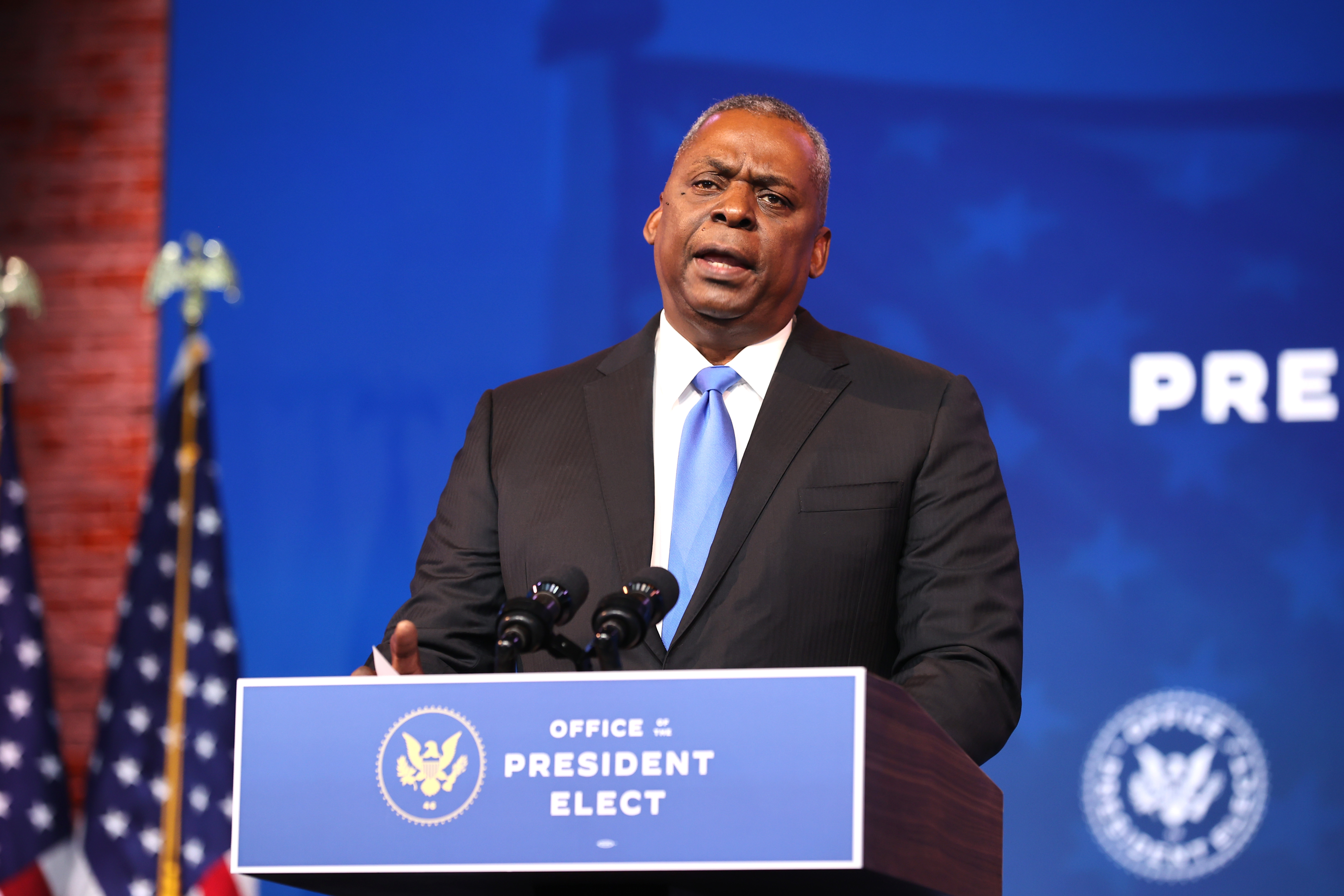 Lloyd Austin Pledges Reverence For Civilian Control Of Pentagon Elections Us News