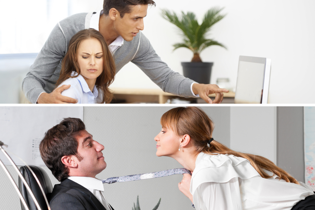 in articles workplace the harassment sexual on